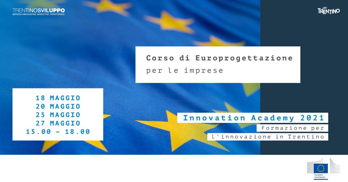 Corso Europrogettazione_